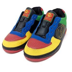 HEELYS Boys Girls size 5 Skate Shoes Style 7242